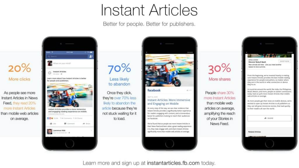 Learn How To Set up Facebook Instant Articles For WordPress.