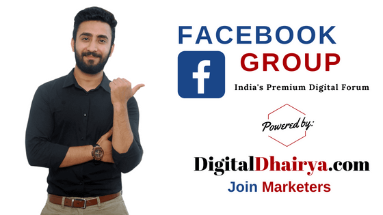 DigitalDhairya Facebook Group