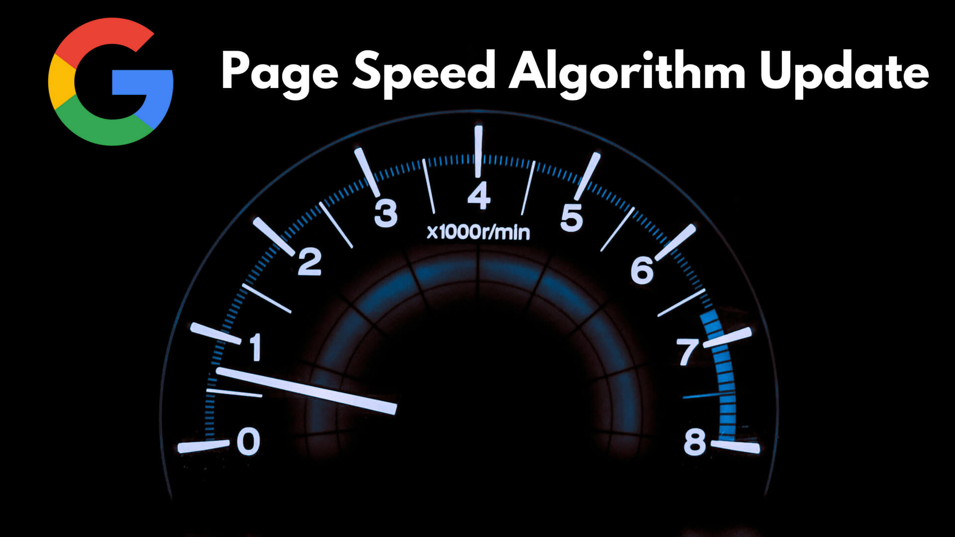 Page Speed Update