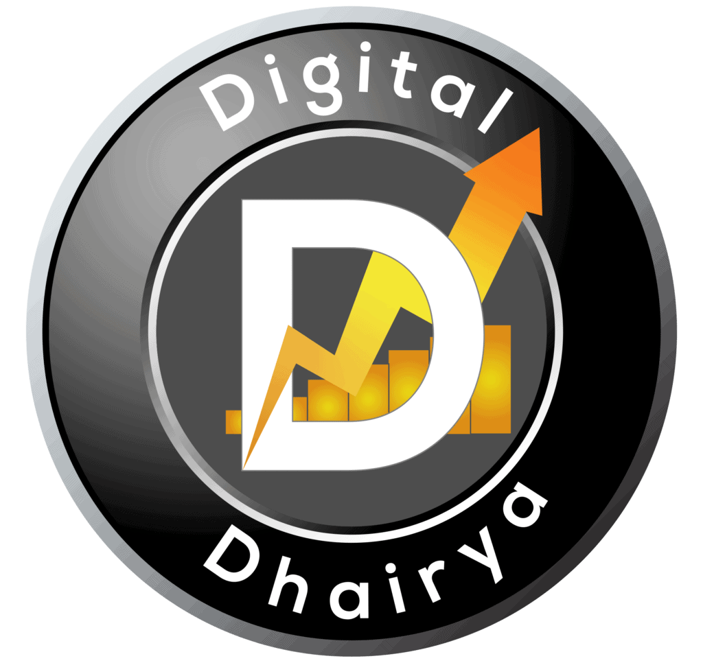 Digital Dhairya Logo